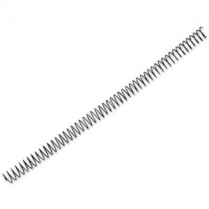 Espiral PVC p/encuad. 17mm x 50 unid.