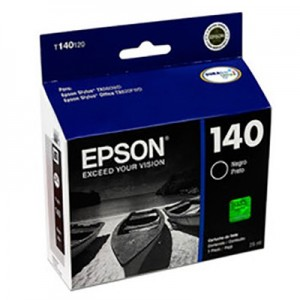 Cartucho Epson T140 Negro Original 25ml T140120