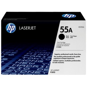 Toner Hp Ce255a 55a 55 Original 6000 Copias 3015dn