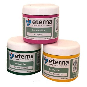 Base Acrilica Eterna x 200 ml