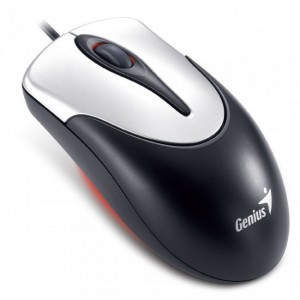 Mouse Genius Netscroll 310 USB p/notebook